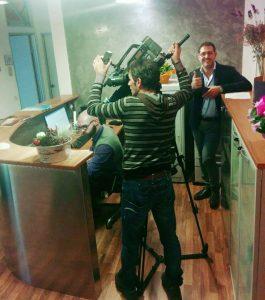 Spot tv studio tecnico