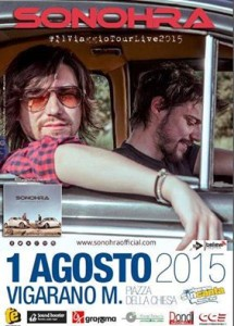 Sonhora 2015 – Vigarano Mainarda (FE)